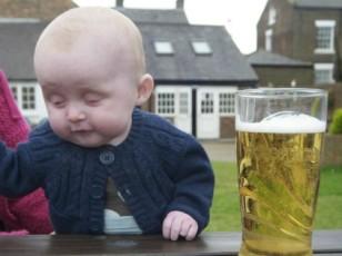 hostel drunk person